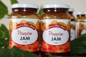 FRIEND Fiji Style Pawpaw jam