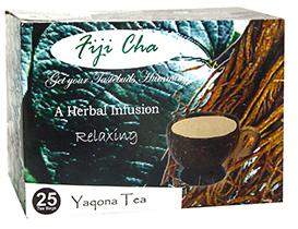 Yaqona-Tea